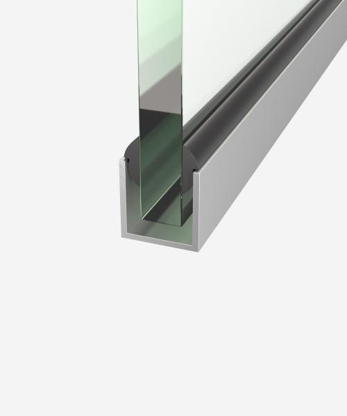 Швелер алюмінієвий 19х19,7х1,5 мм