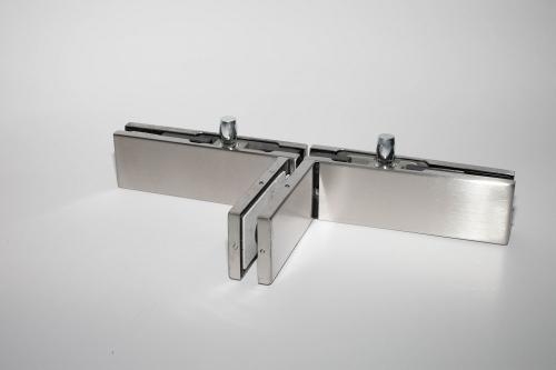 HDL-151 / K-PF584 Фіксатор панелей на двоє дверей