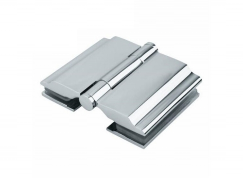 K-822 Glass-to-glass hinge without fixing