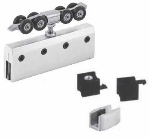 SL-200B-H Sash hardware set